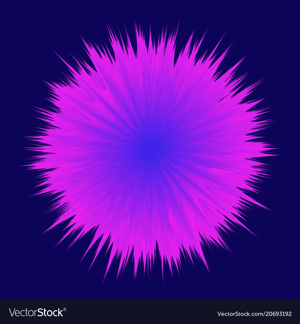 Abstract splash background