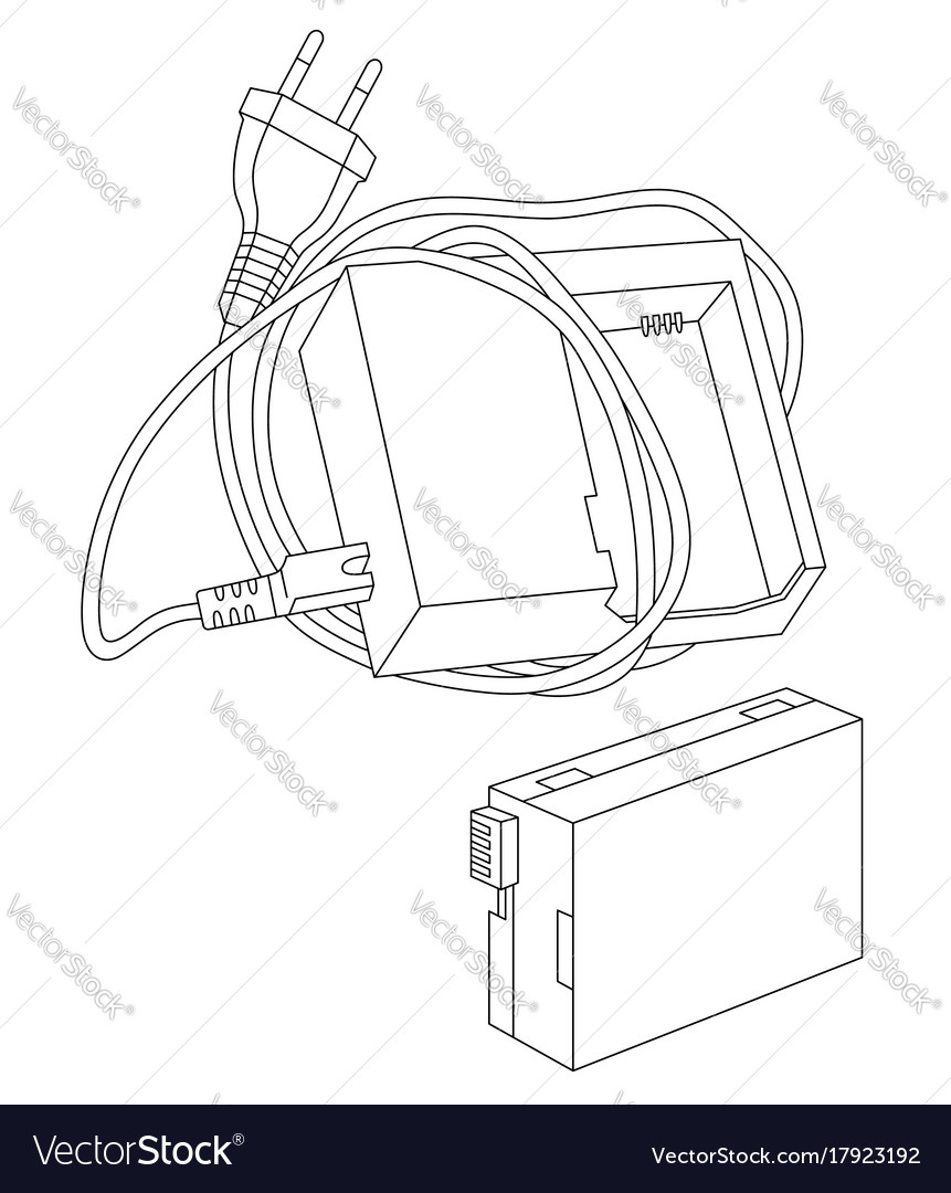 Recharger and battery for camera