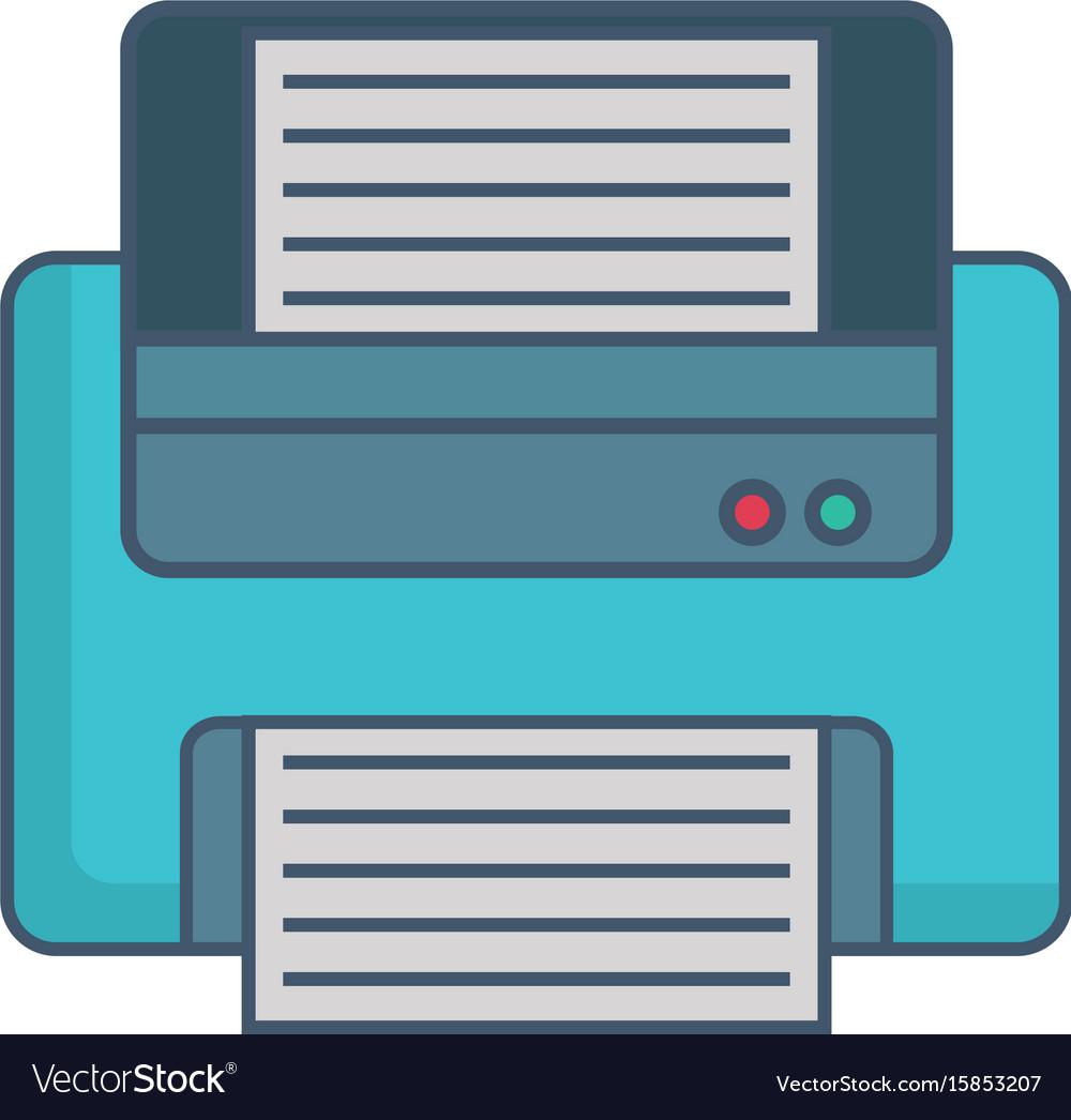 Printer icon image