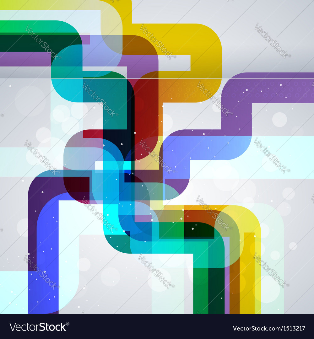 Abstract pipes background