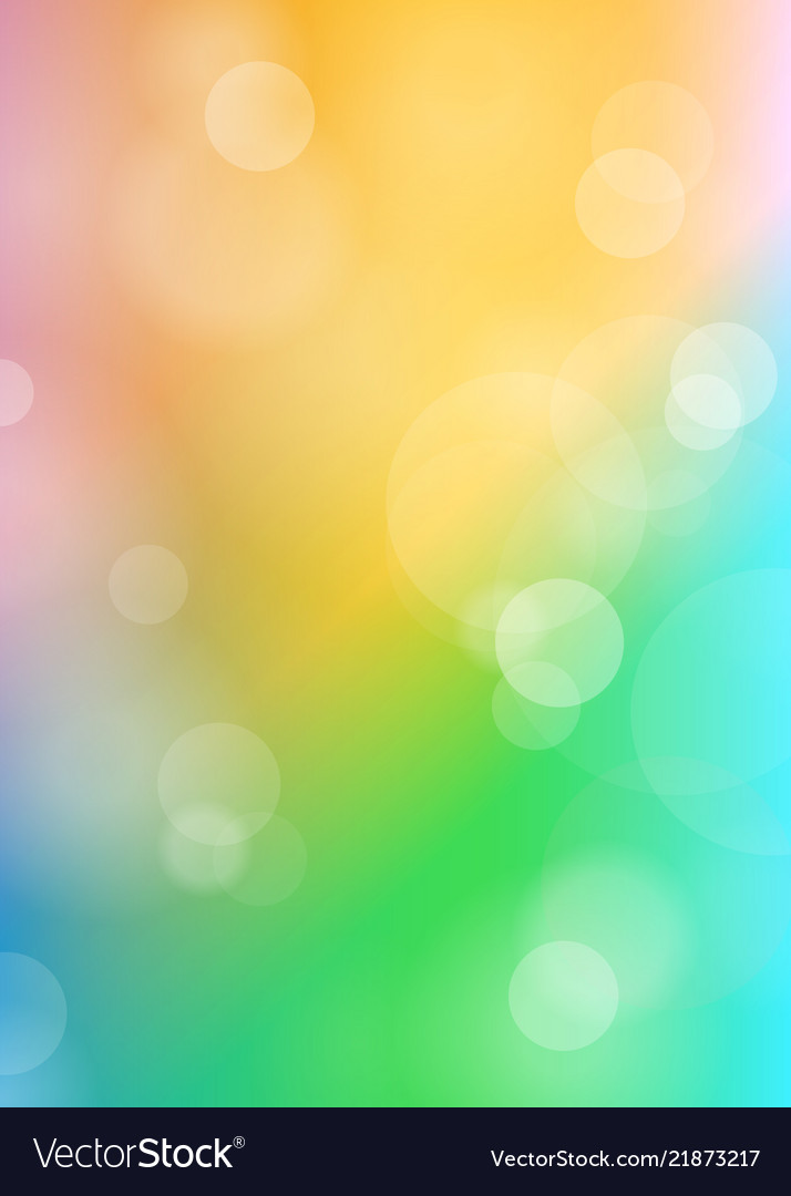 Abstract vertical color blured background