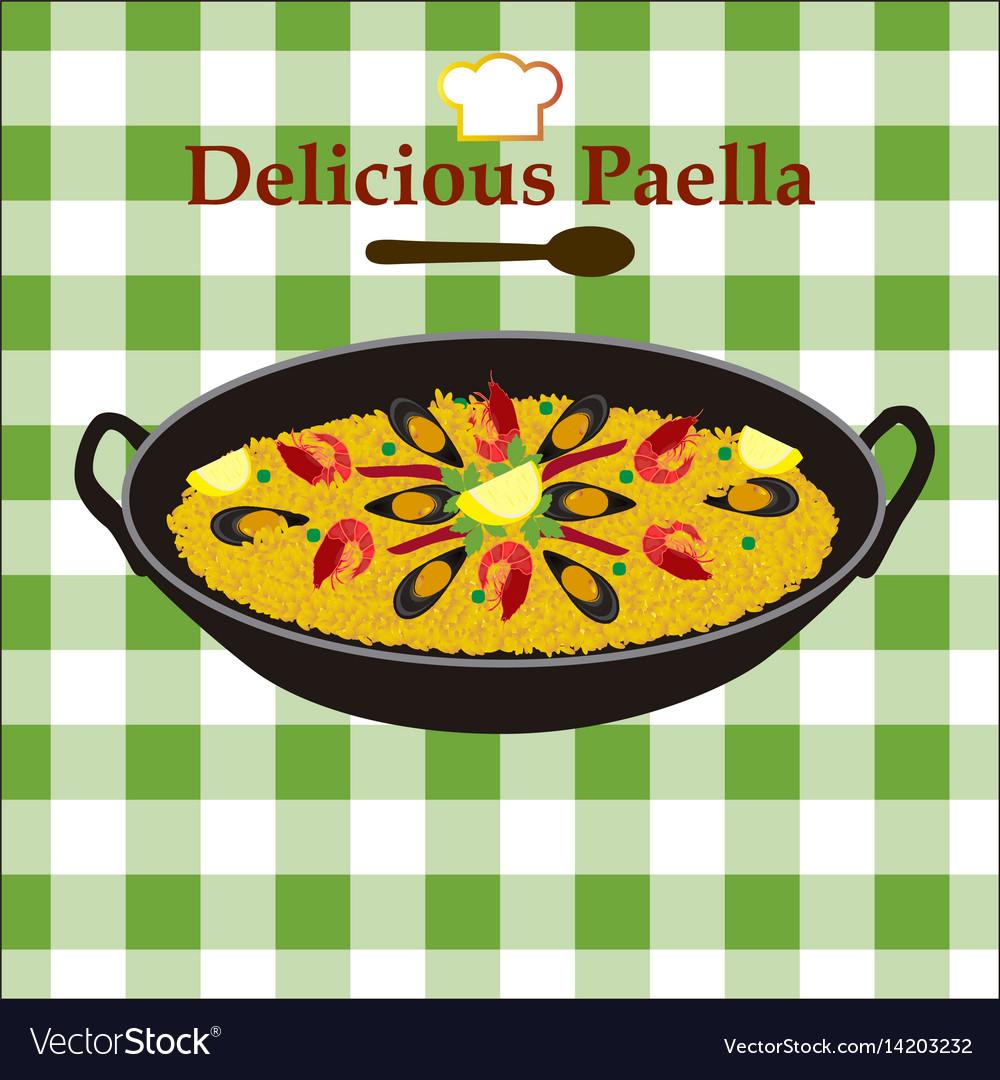 Delicious-paella