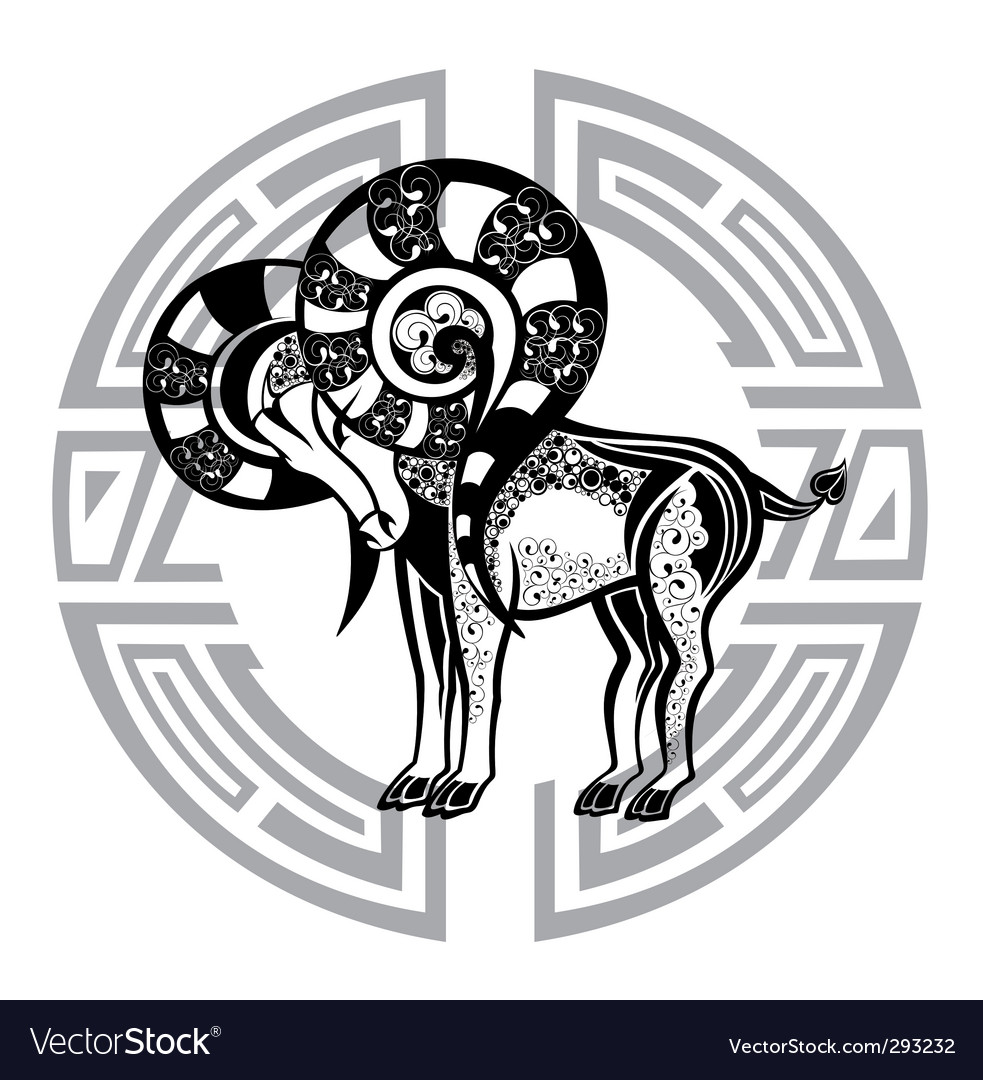 aries horoscope logo