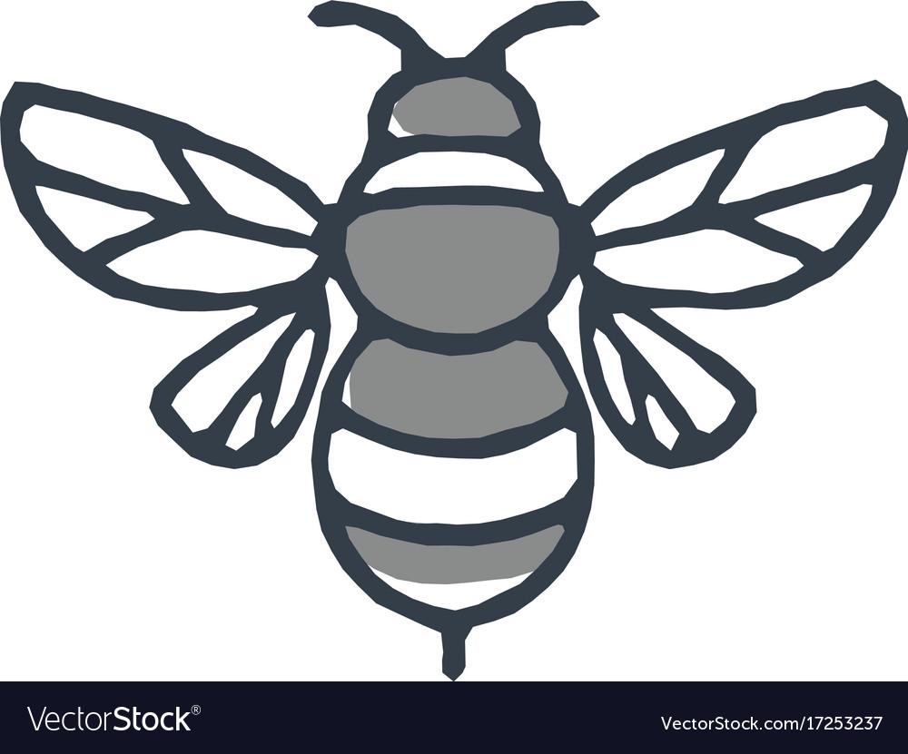 Bumblebee bee icon