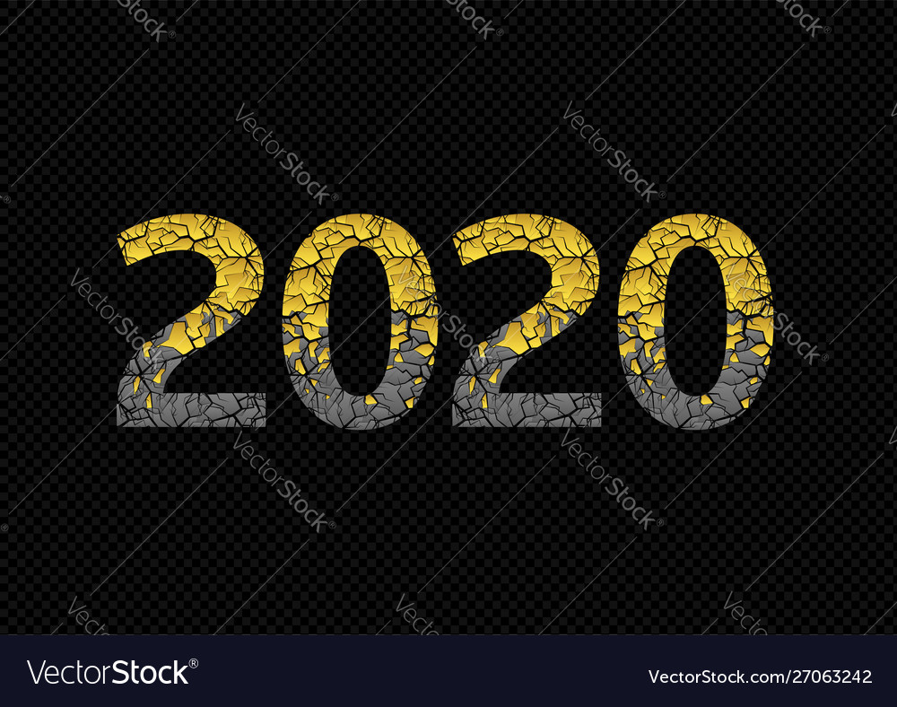 2020 broken golden numbers