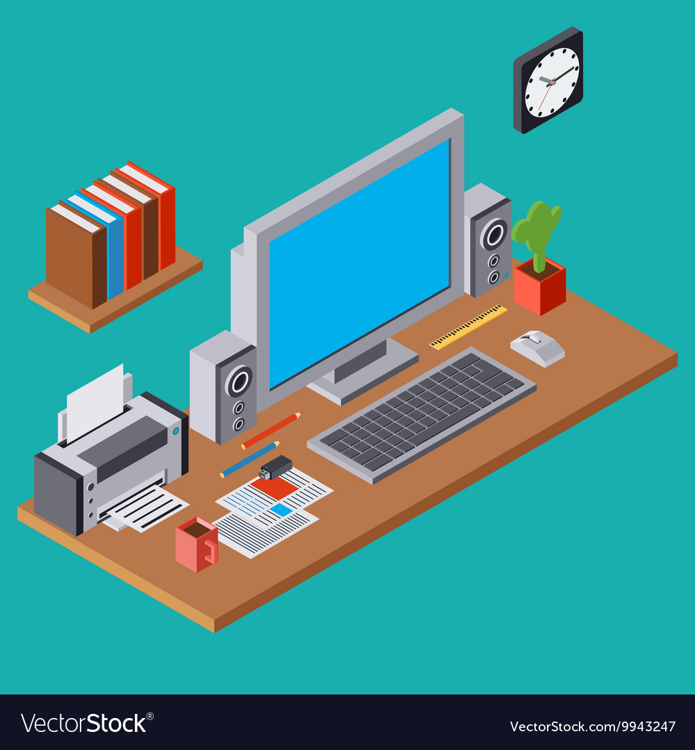 Computer workplace