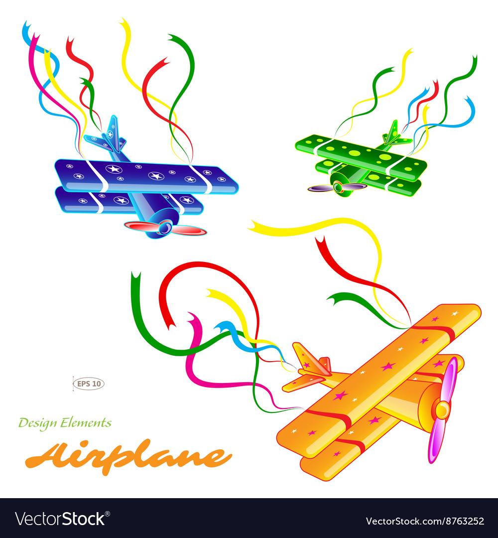 Colorful planes set