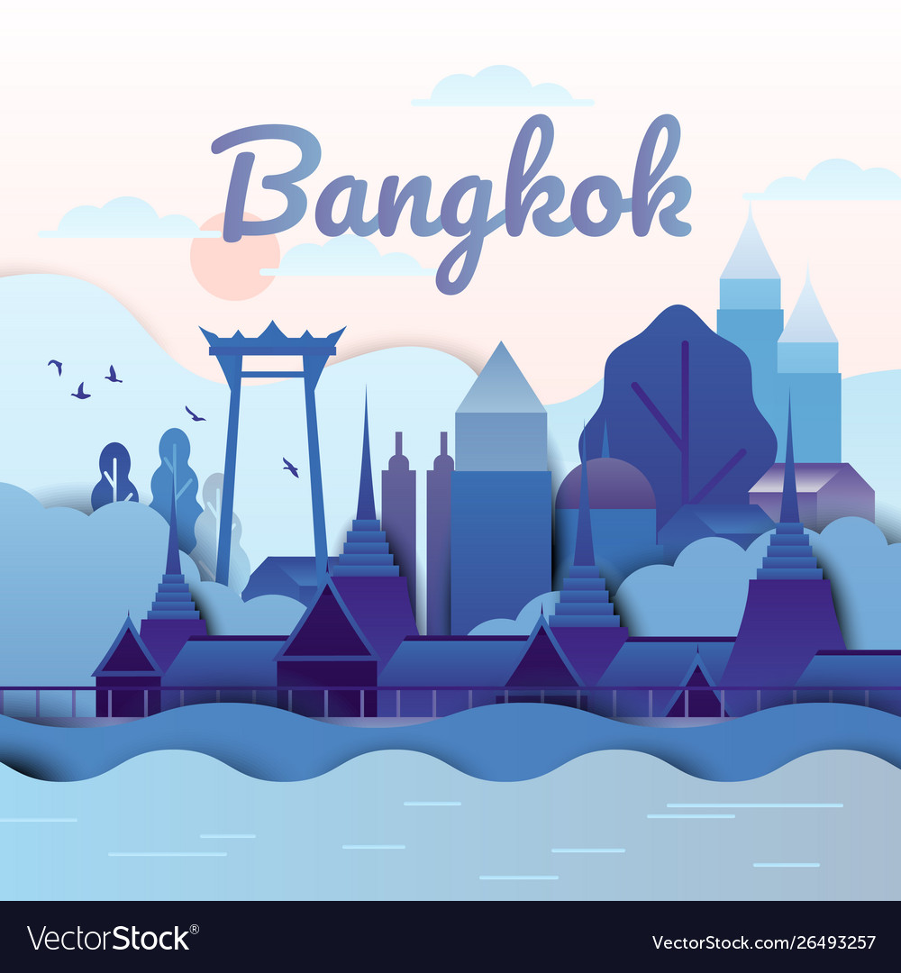 Famous places in bangkok thailand
