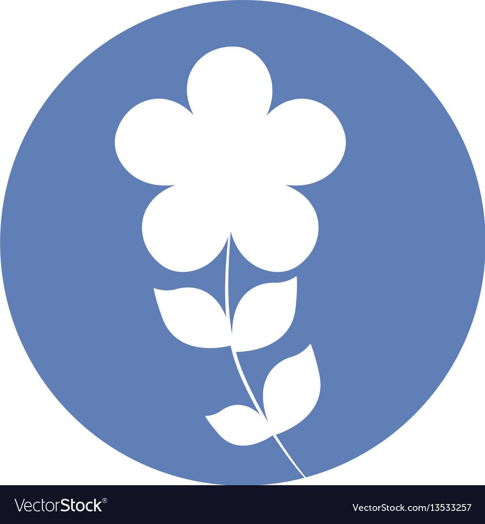 Freesia flower natural icon