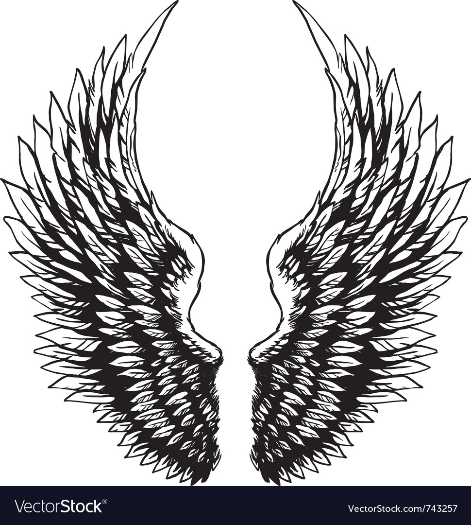 29+ Eagle Wings Vector Art