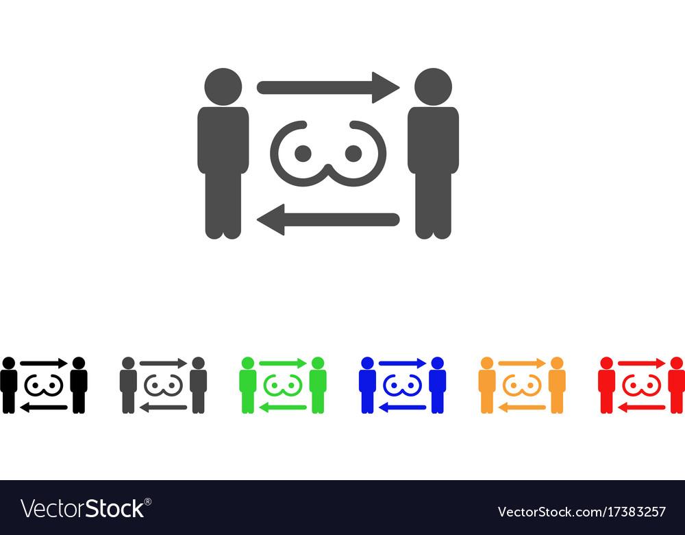 Swingers exchange icon