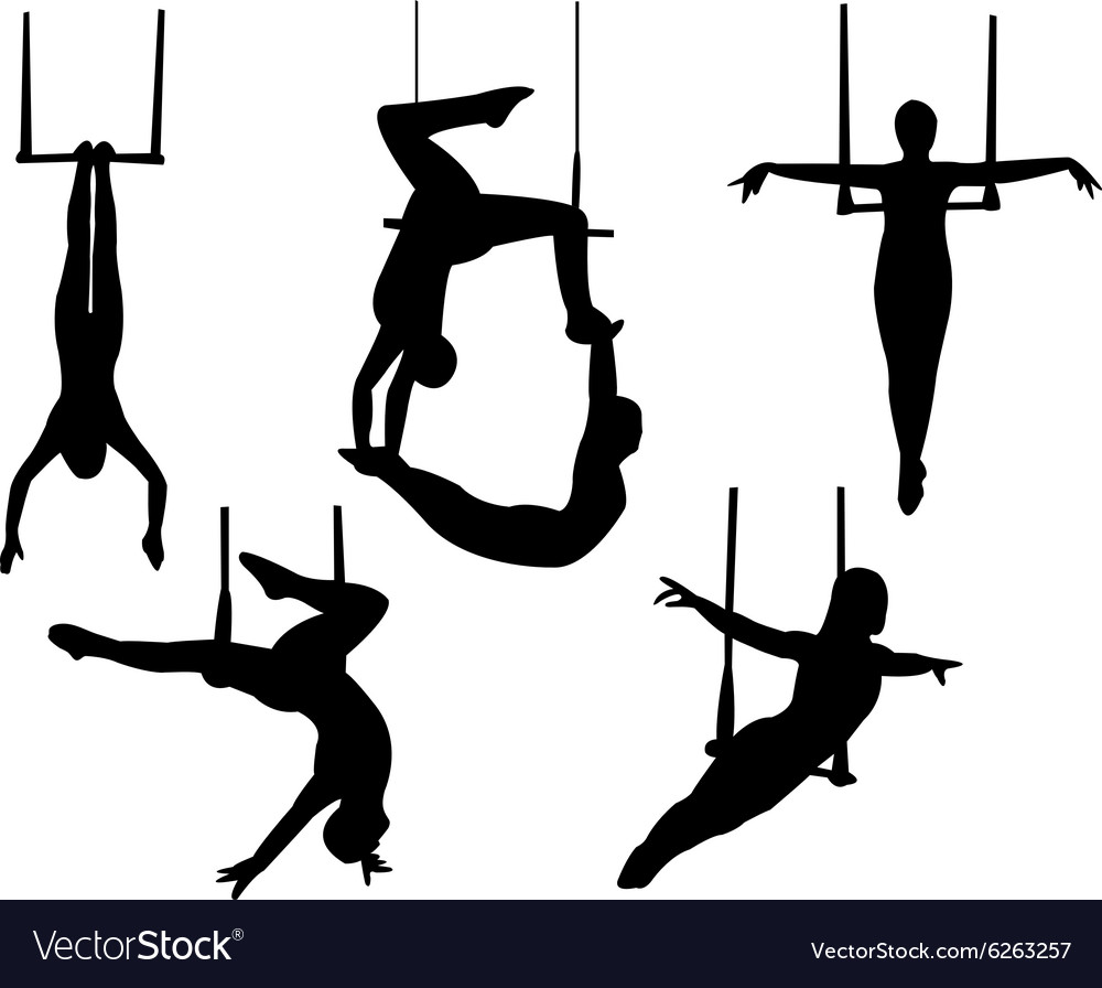 trapeze royalty free vector image vectorstock
