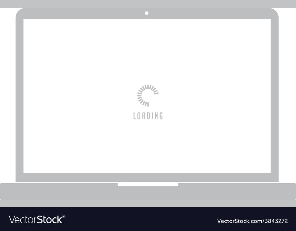 Notebook laptop computer