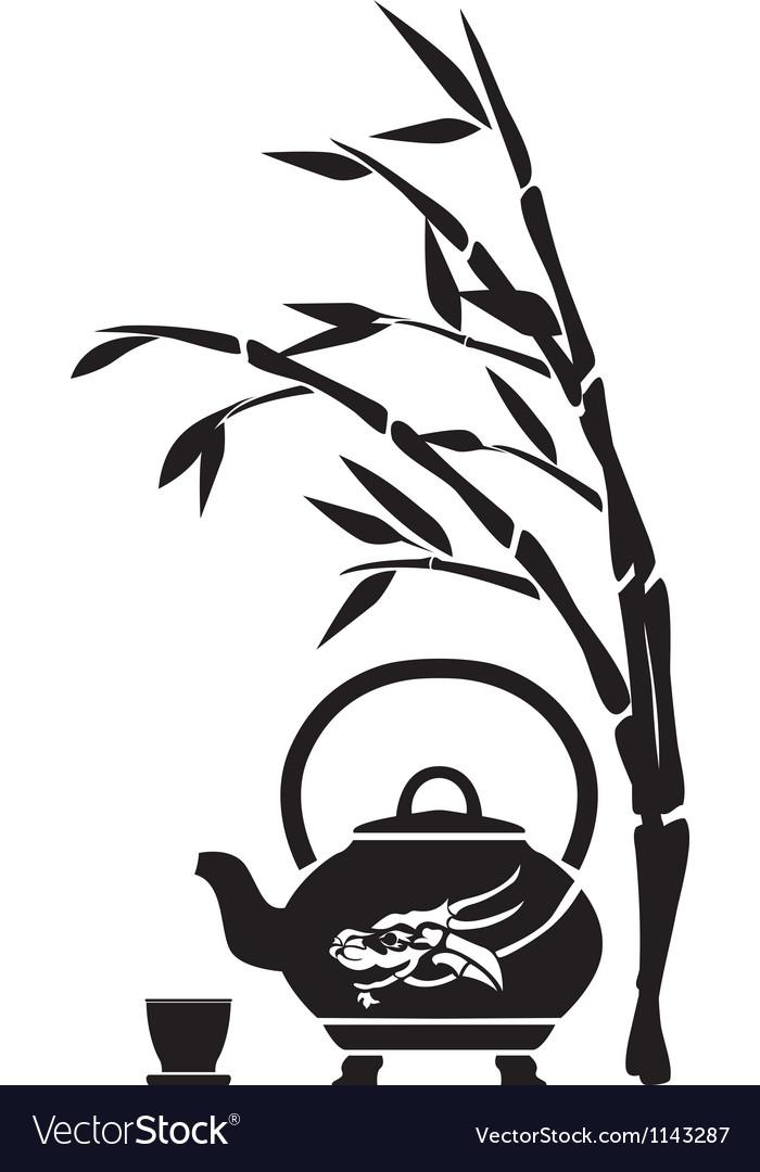 Chinese tea vector art - Download Herb vectors - 1143287