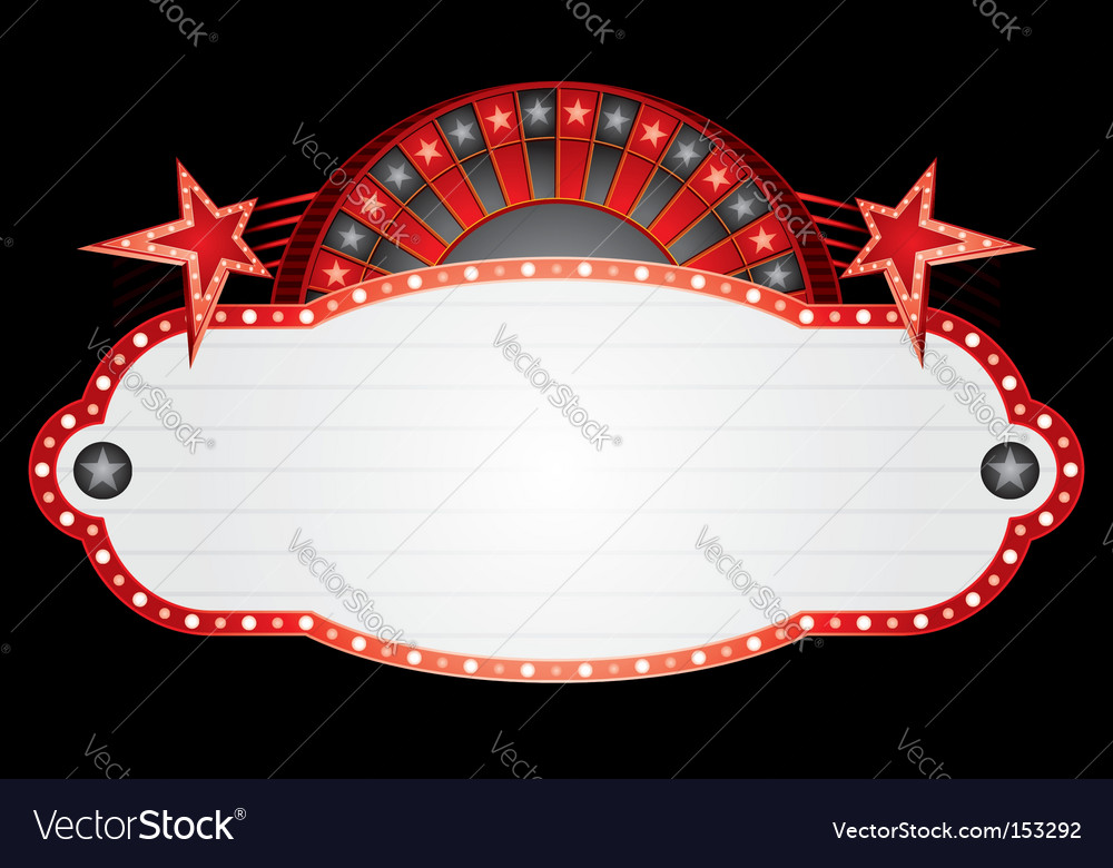 Roulette neon vector image