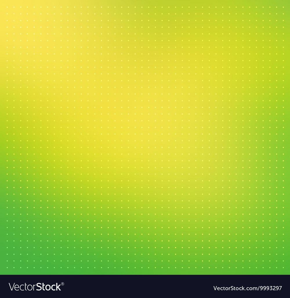 Green-yellow color blurred background Royalty Free Vector