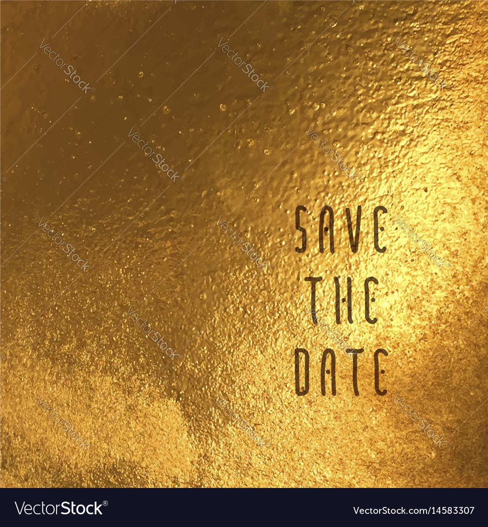 Save the date for cards vector image