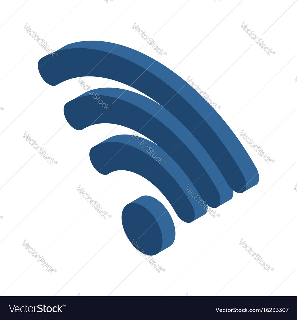 Wi-fi sign wifi symbol wireless connection icon
