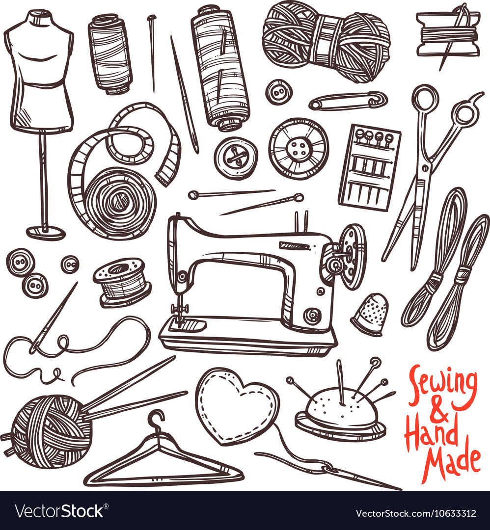 Accessories And Equipment For Sewing