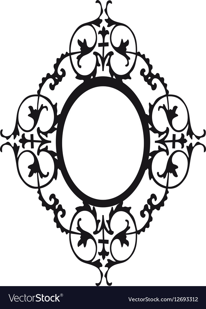 Vicotrian frame