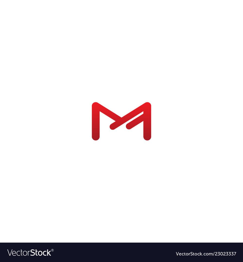 M line initial company logo