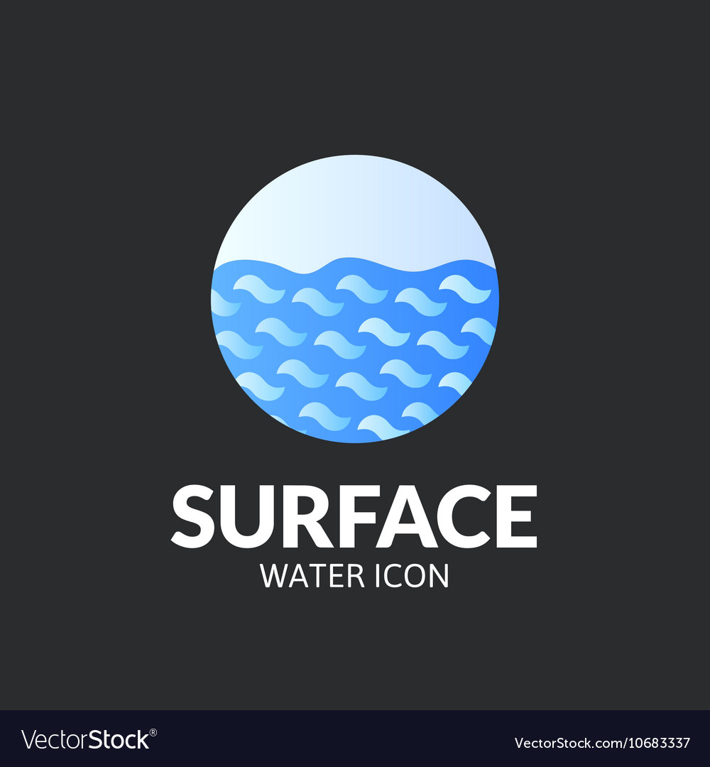 Surface logo template