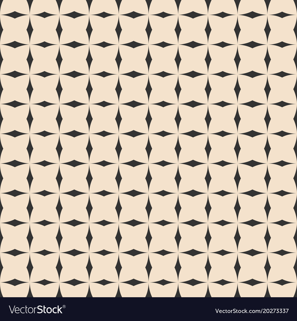 Tile pastel and black pattern