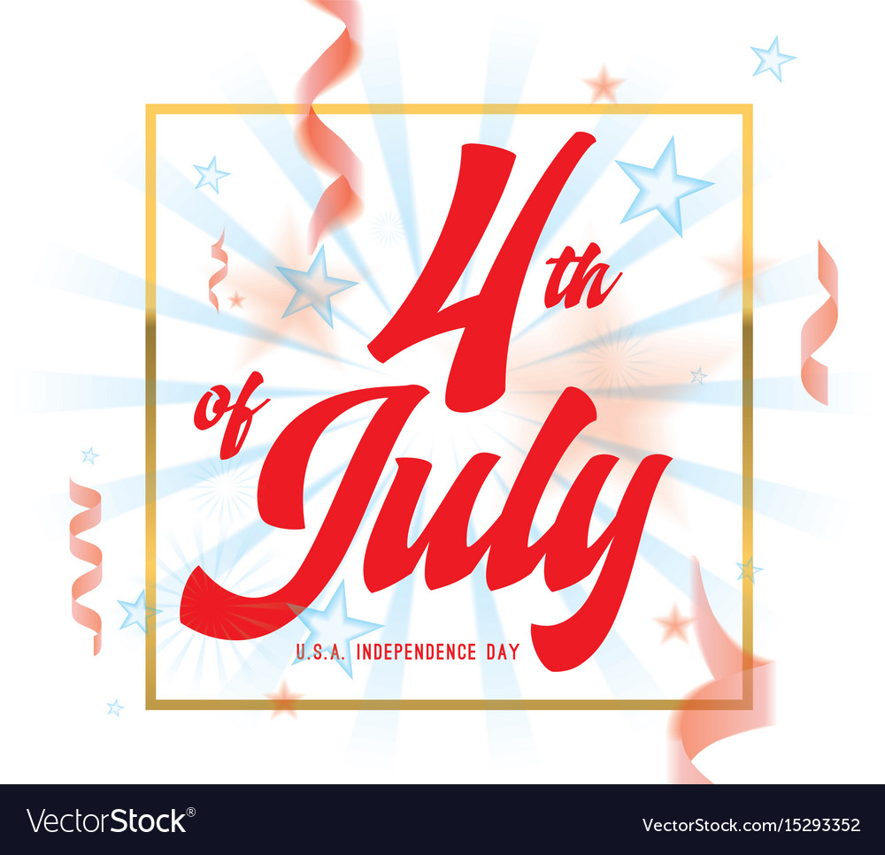 4th of july united stated independence day