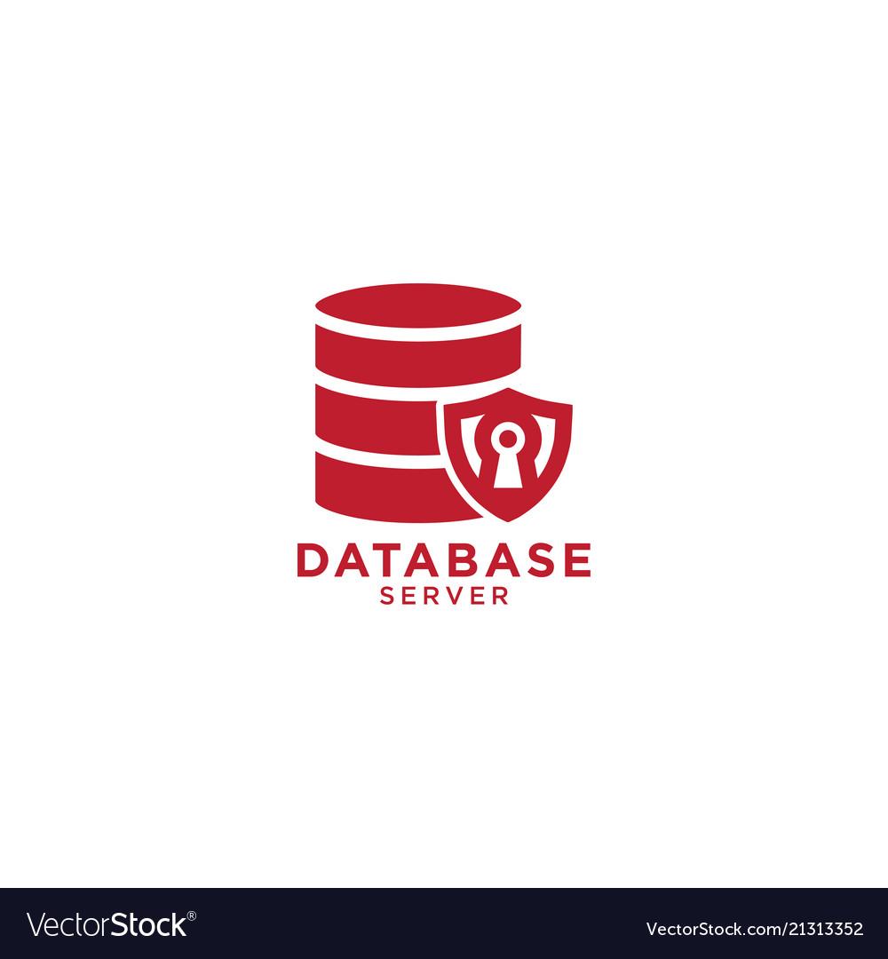 Database graphic design template