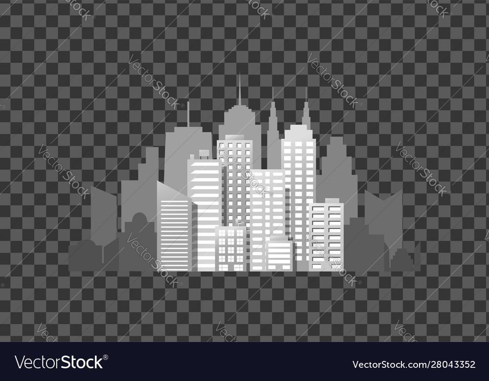 Modern city template