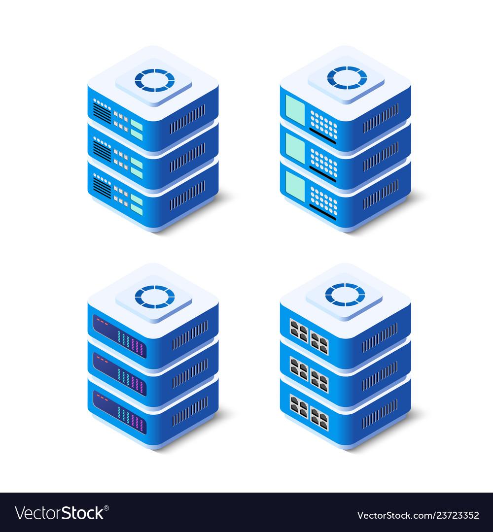 Server network technology
