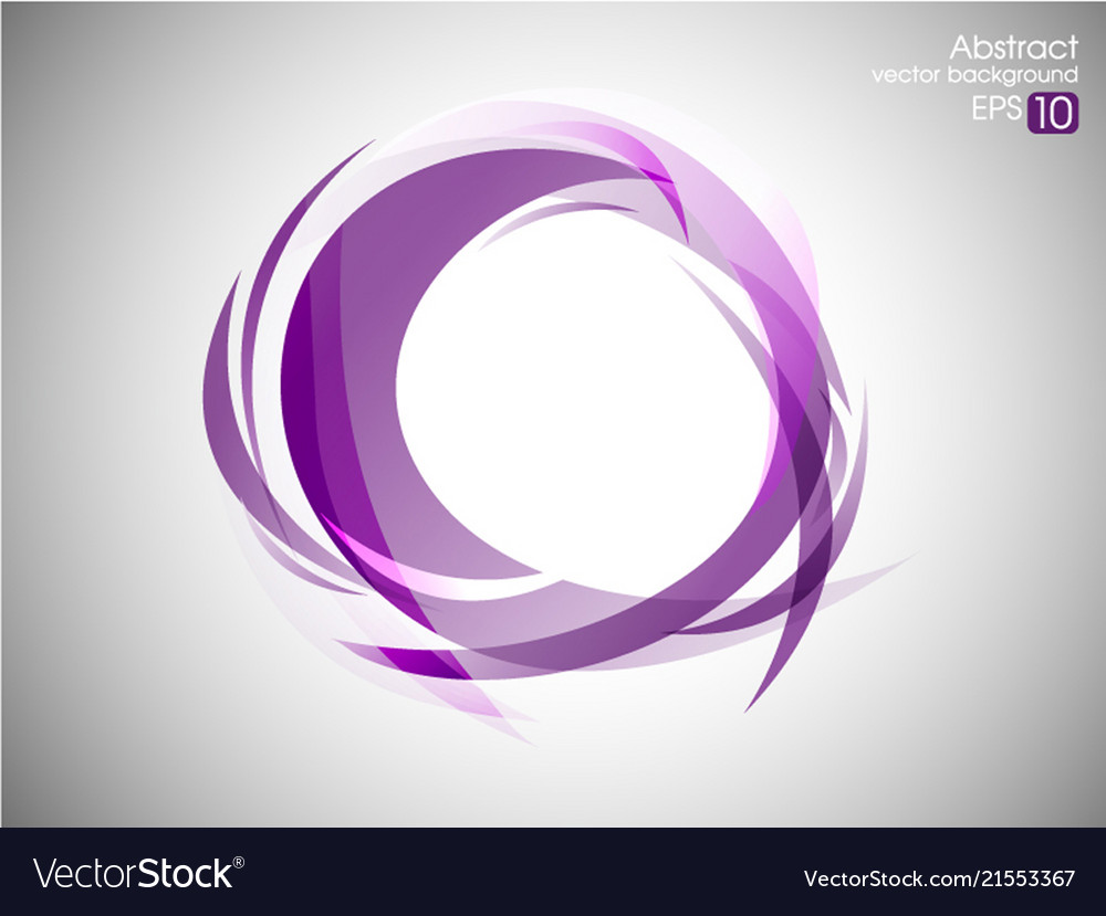 Abstract swirl background design