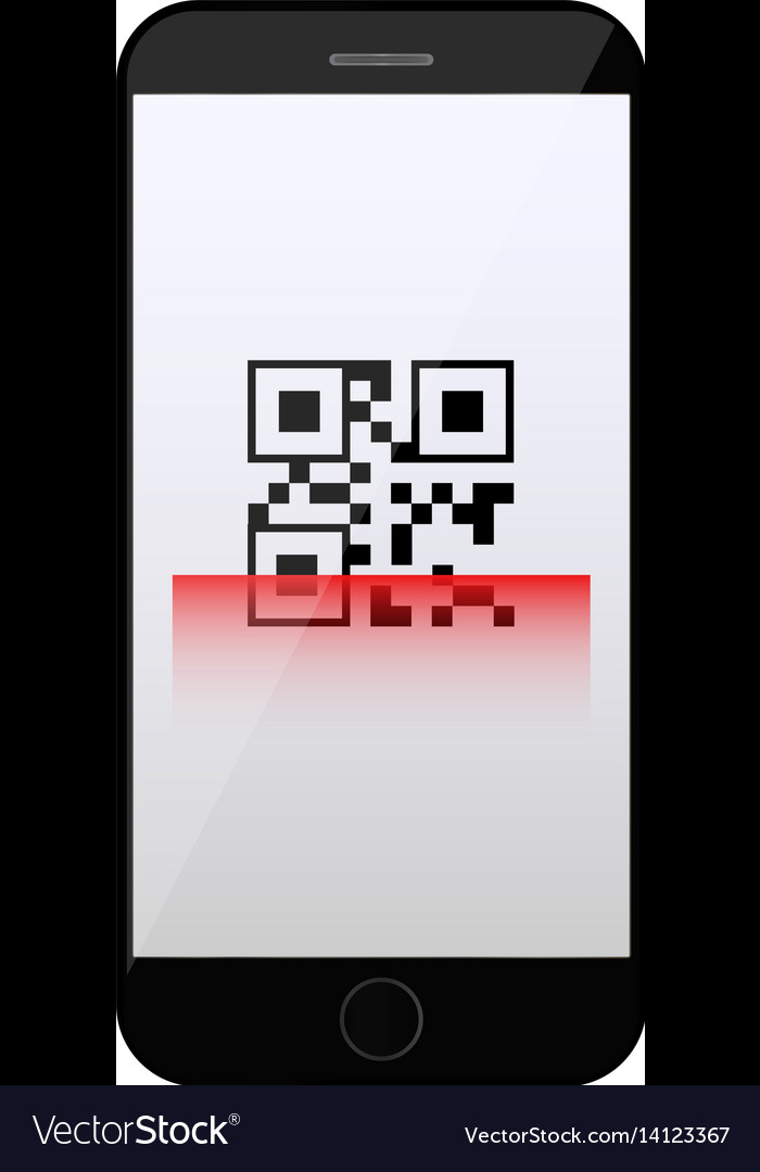 Qr code scanning on mobile phone