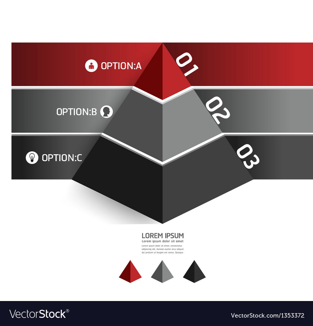 Modern Design template can be used for infograph