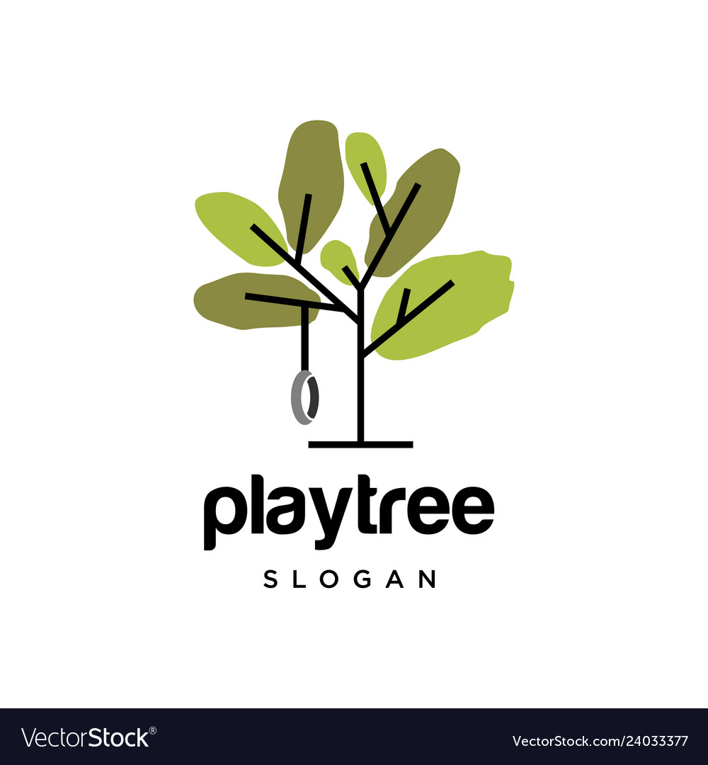 Tree logo design