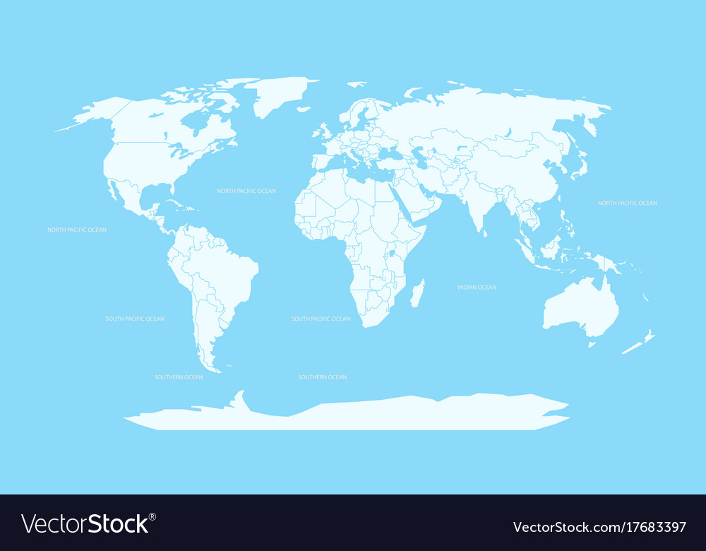 World map infographic layout world map globe vector image gumiabroncs Choice Image