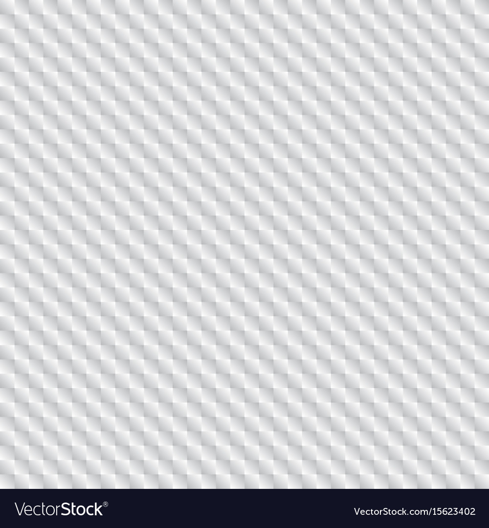 Abstract white square neutral pattern seamless