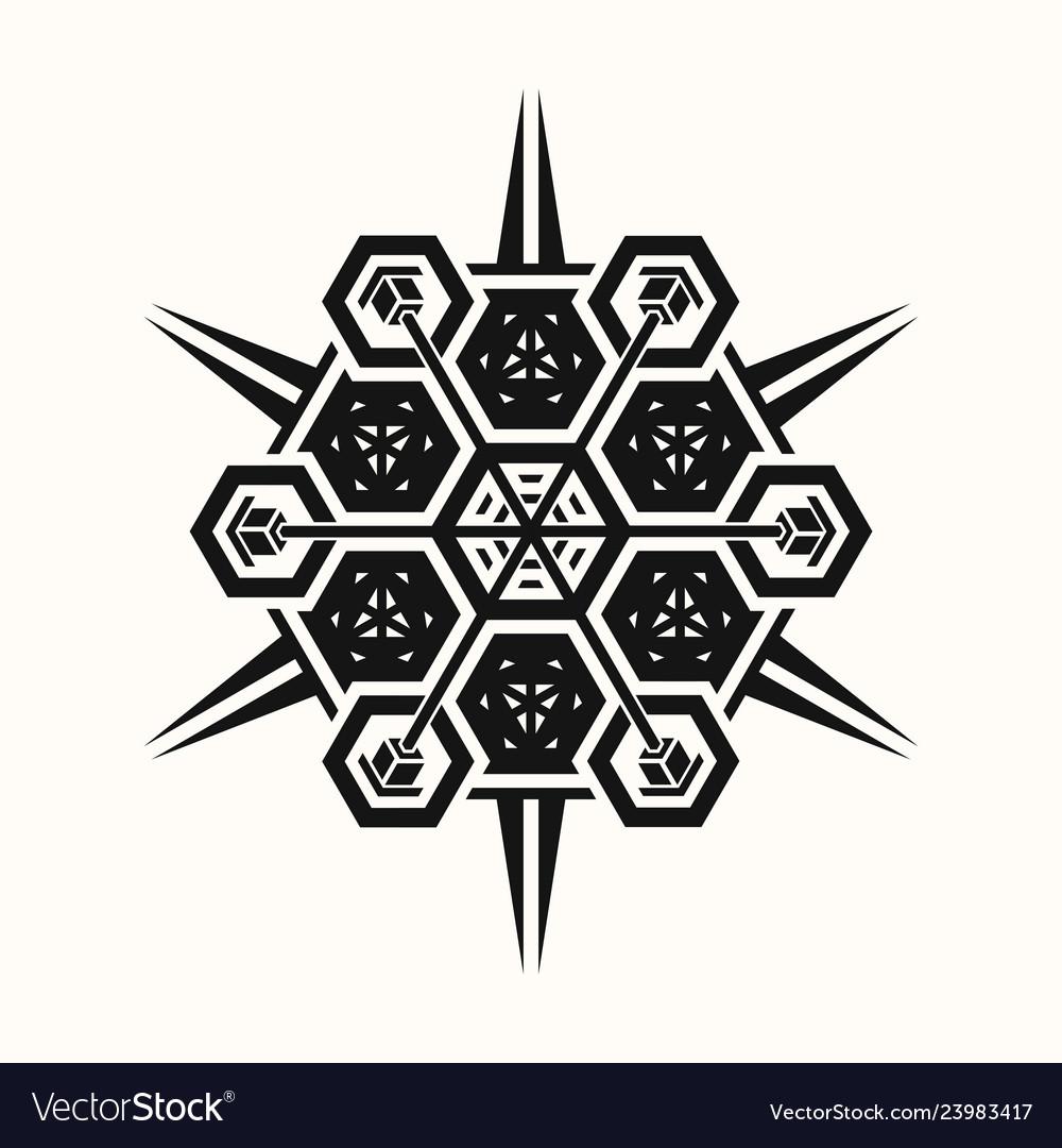 Sacred geometry 0076