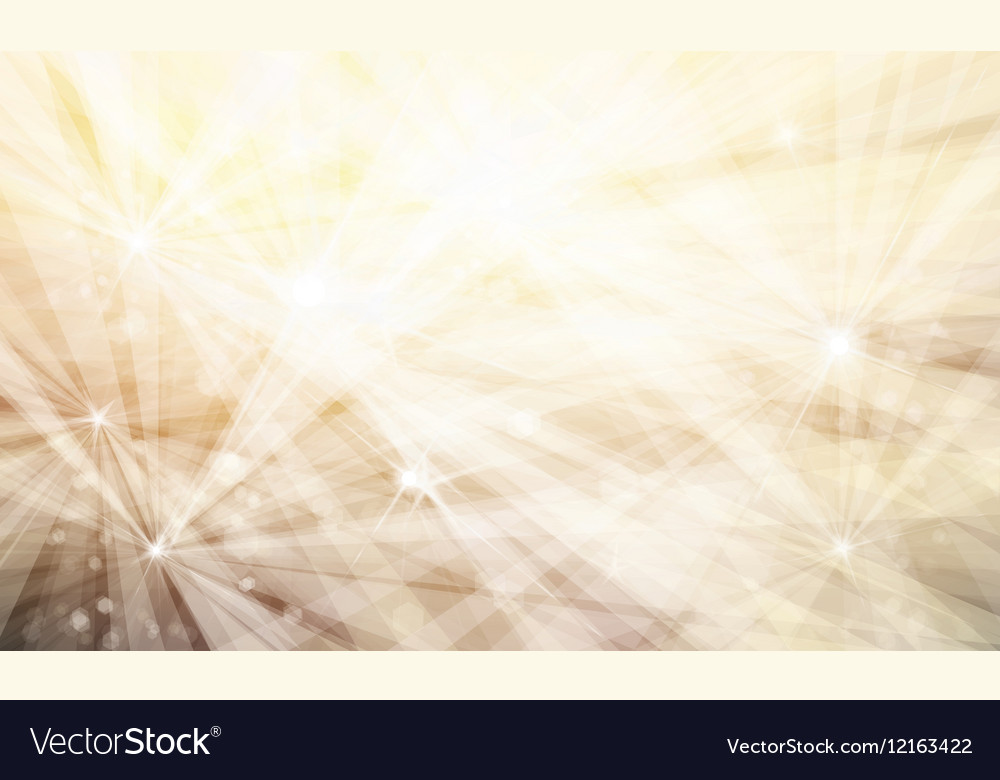 Gray rays background vector image