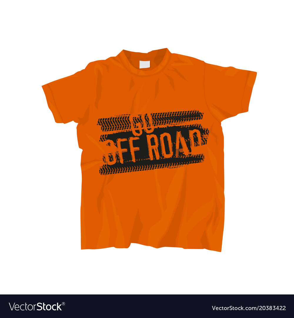 bde6e5cfb Off-road t-shirts design Royalty Free Vector Image