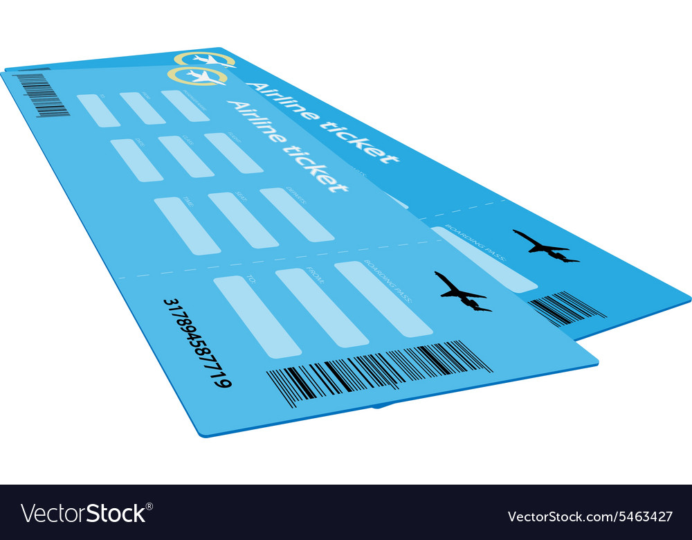 Air ticket par