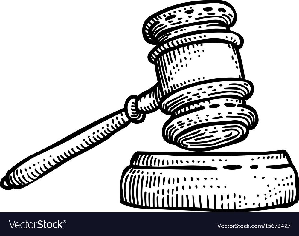 cartoon image of law icon judge gavel symbol vector image rh vectorstock com cartoon gazelle clip art cartoon gazelles