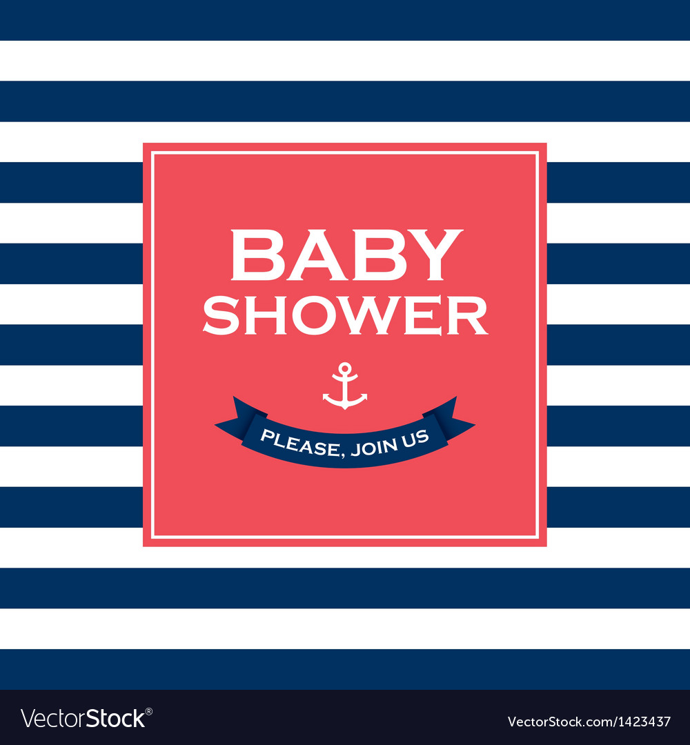 Baby shower join us