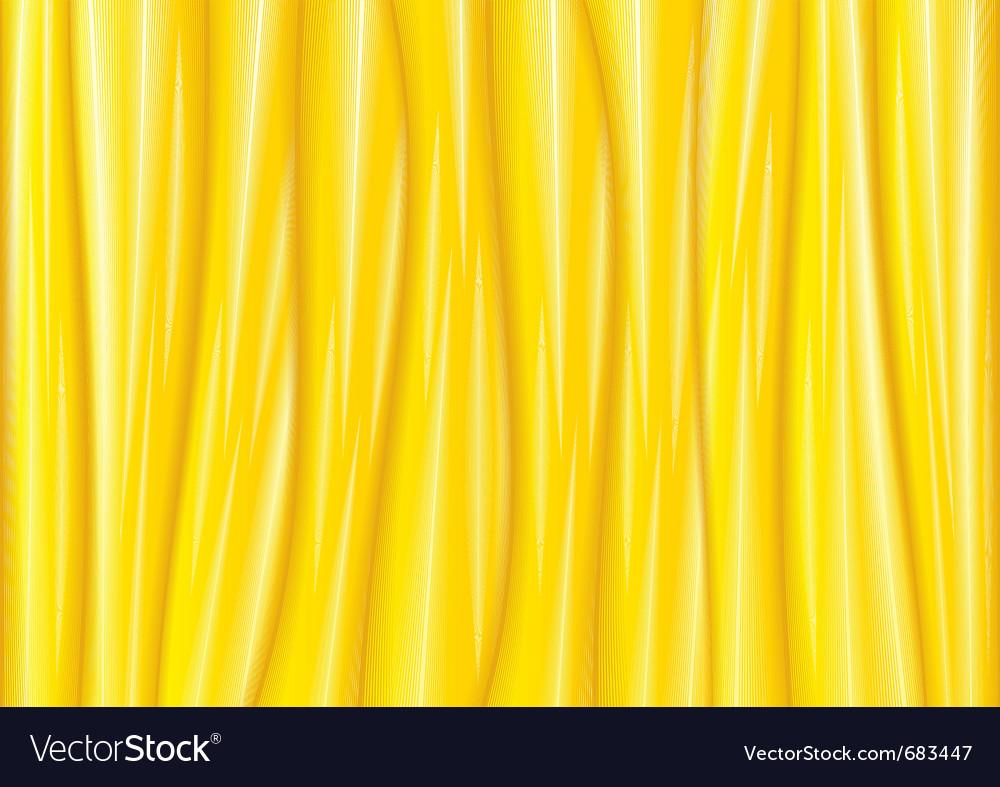 Golden textile background
