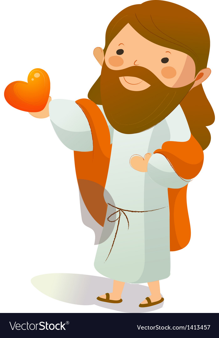 Free Jesu Cartoon Clipart and Vector Graphics - Clipart.me