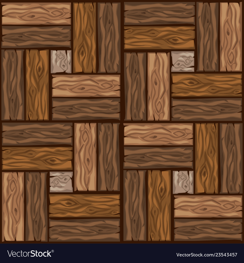 Wood Brown Floor Tiles Pattern Seamless Texture Vector Image,Wallpaper Design Ideas For Dining Room