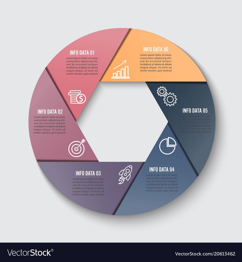 Infographic design template business concept with vector image cheaphphosting Images