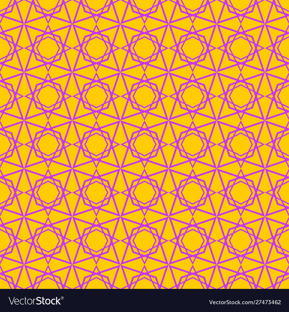 Tile yellow and pink pattern