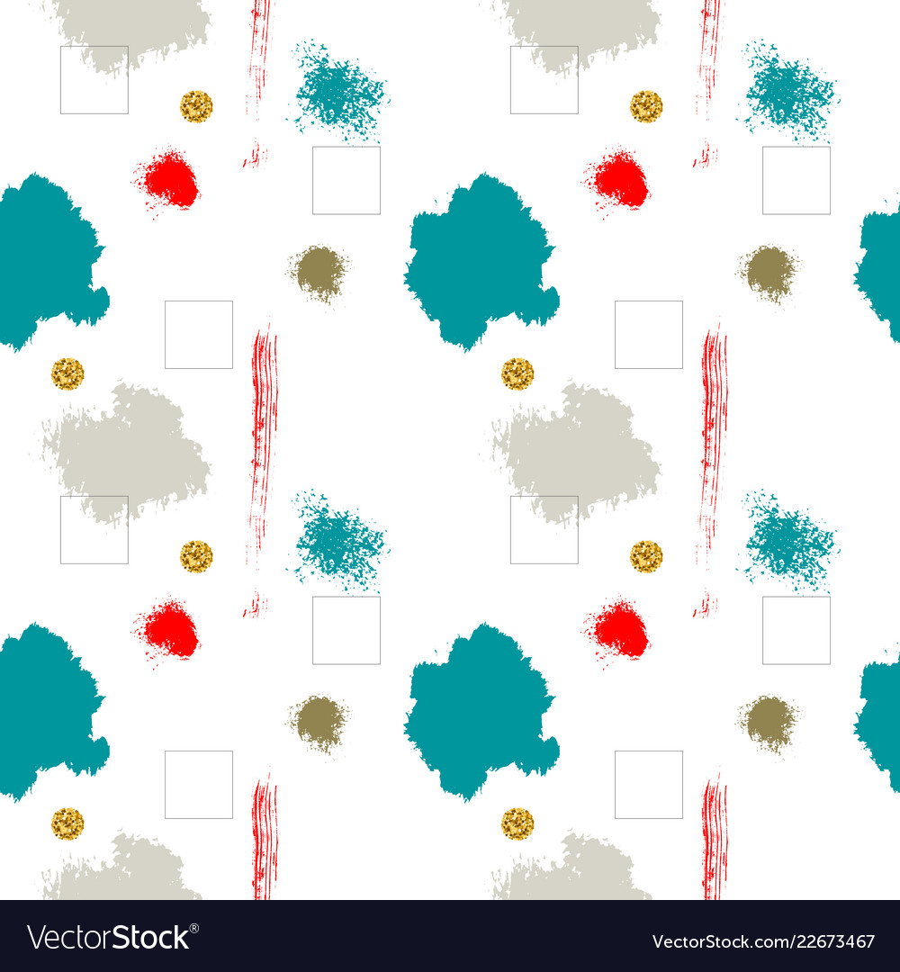 Abstract paint stains picturesque background