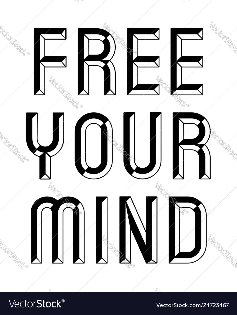 Quotes free your mind